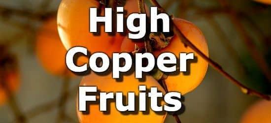 Fruits High in Copper