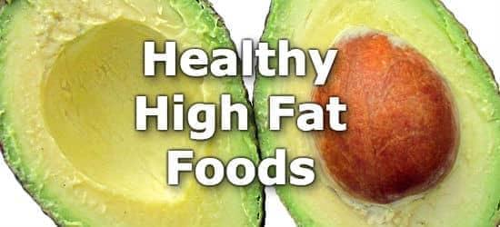 Top 10 Foods Highest in Fat