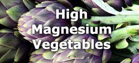 Top 10 Vegetables Highest in Magnesium
