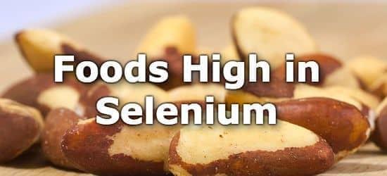 Top 10 Foods Highest in Selenium
