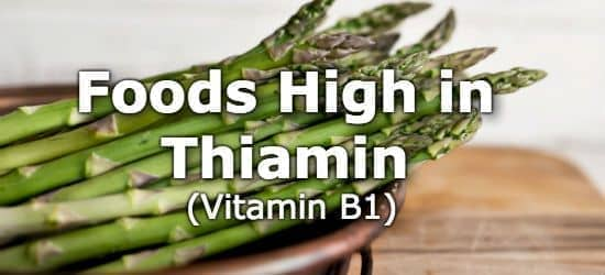 Top 10 Foods Highest in Thiamin (Vitamin B1)