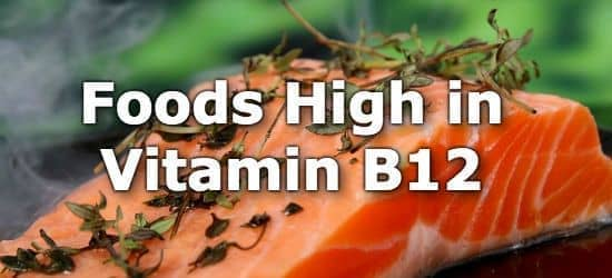 Top 10 Foods Highest in Vitamin B12 (Cobalamin) + Infographic